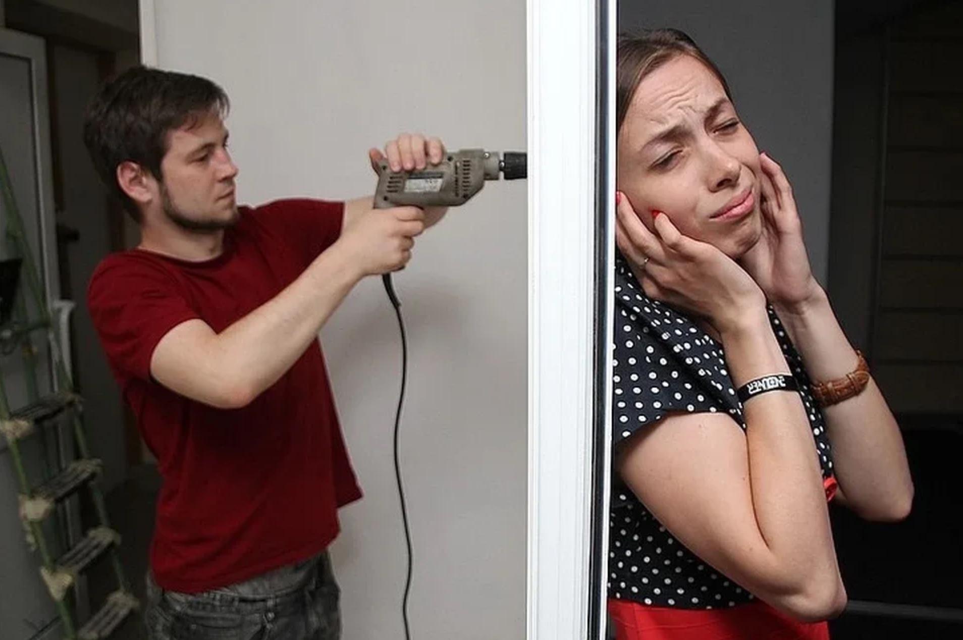 Что делать с шумными соседями?