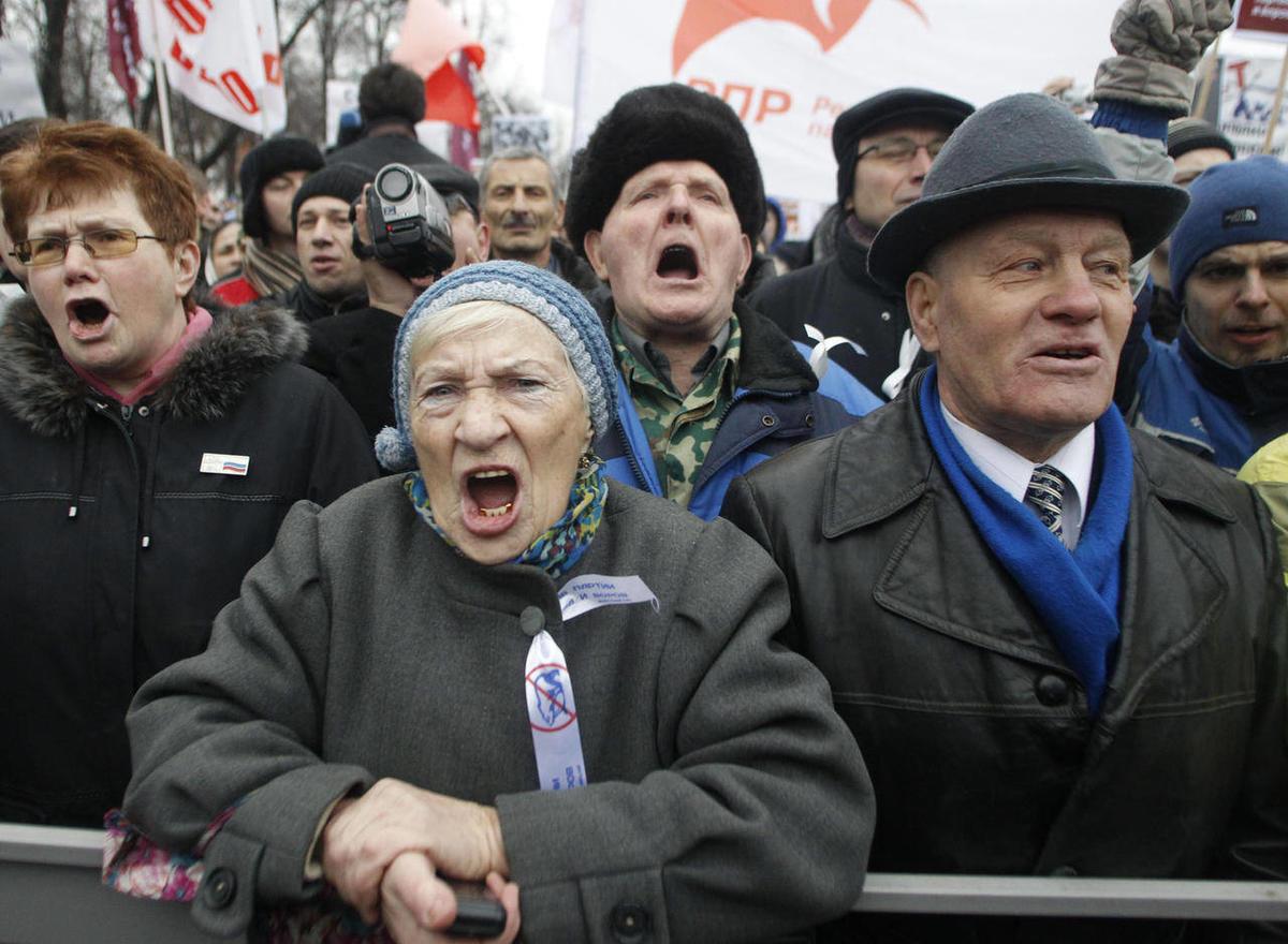 «Доживут немногие»: россияне негодуют по поводу новых условий выхода на пенсию