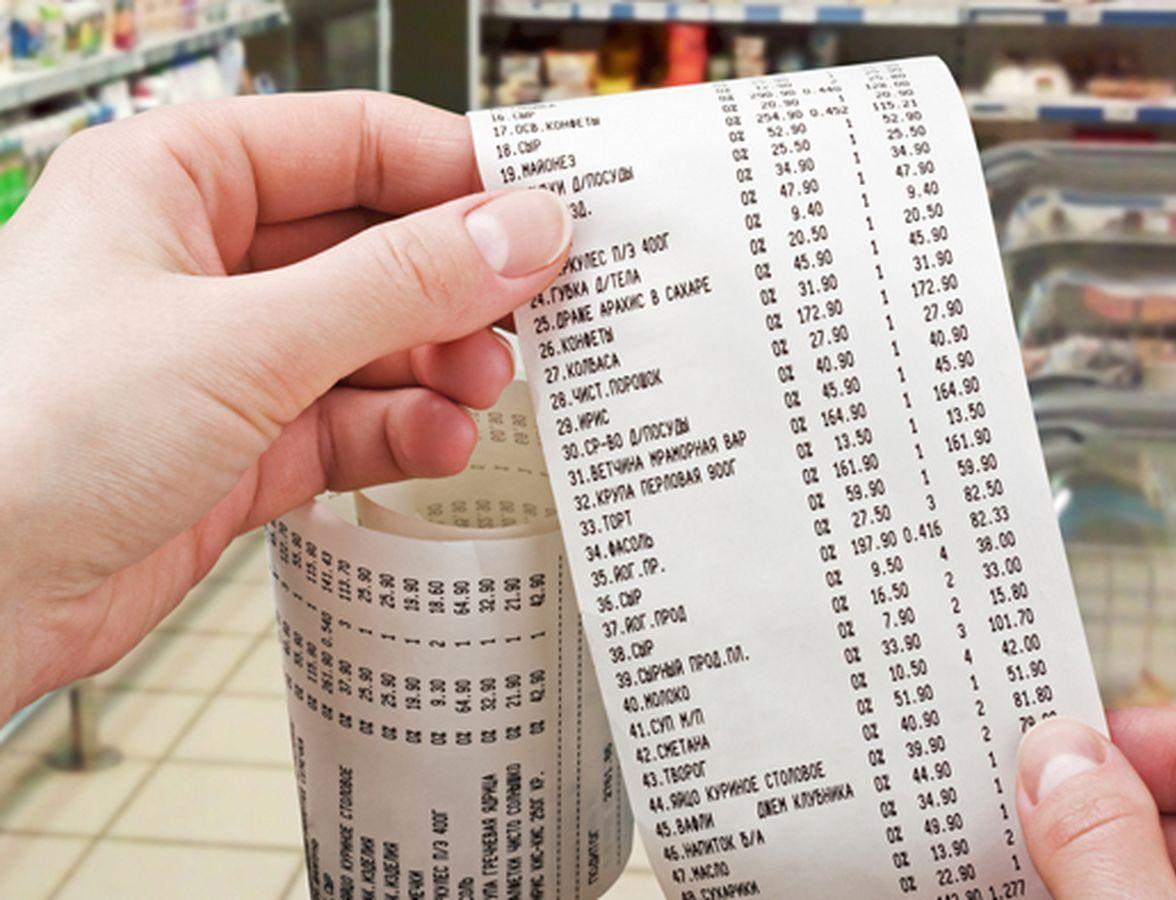 Почему опасно оставлять товарные чеки на кассе
