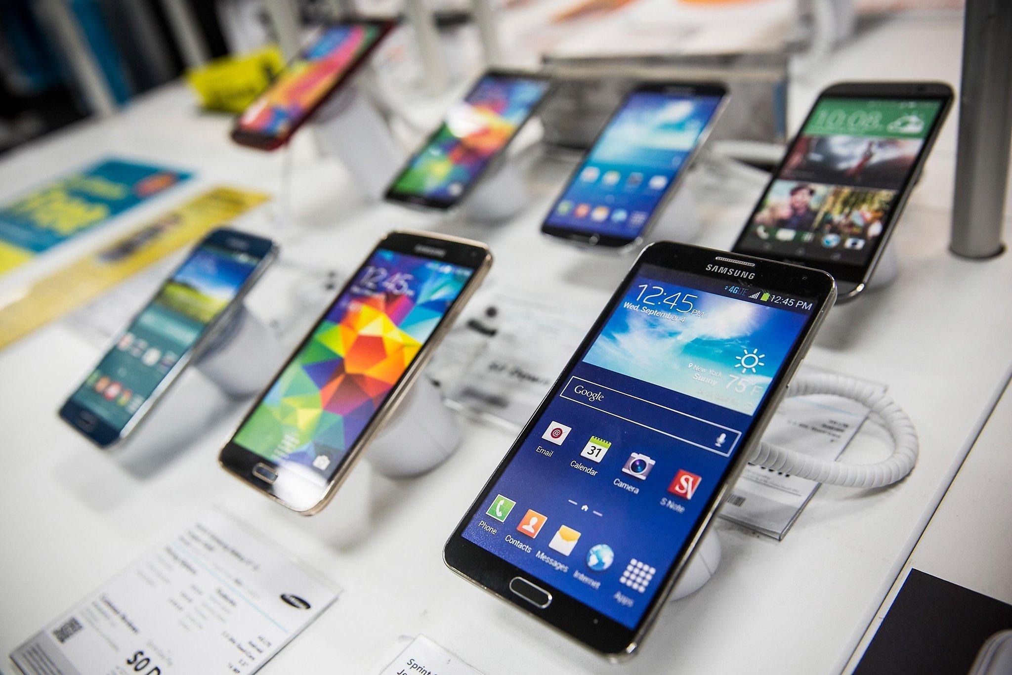 Куда двинулся рынок смартфонов
