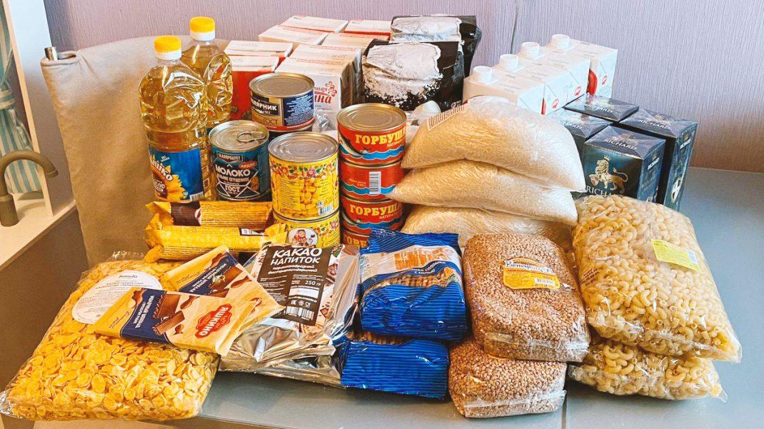 В России хотят начать раздавать еду каждому пятому