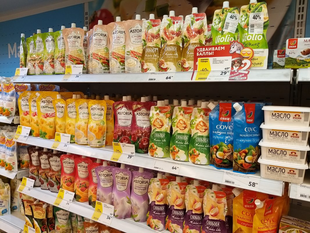 Цены на майонез и соусы в России могут вырасти на 10%
