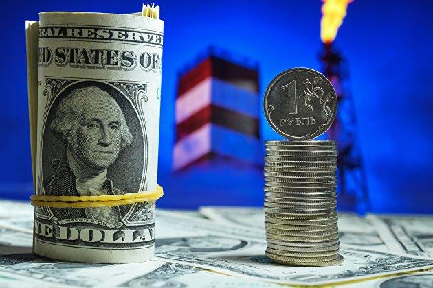 Обвал рубля из-за новостей о США