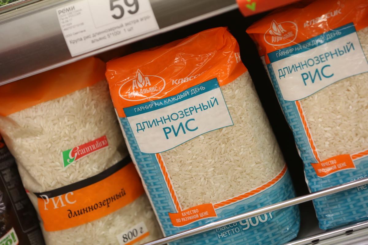 Россиян предупредили о росте цен на рис