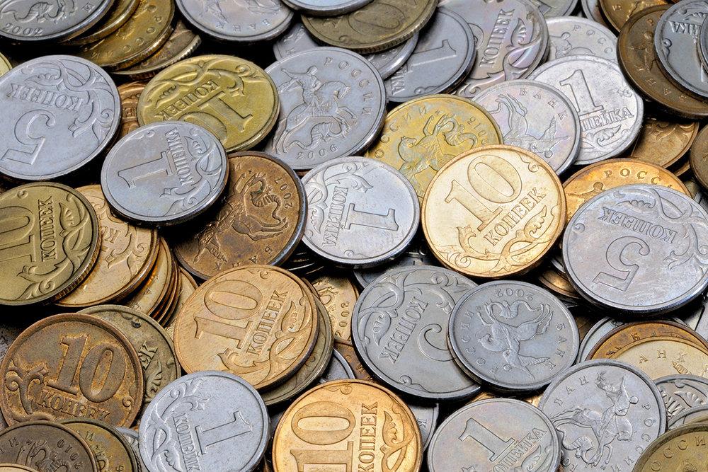 ЦБ изымет монеты у россиян