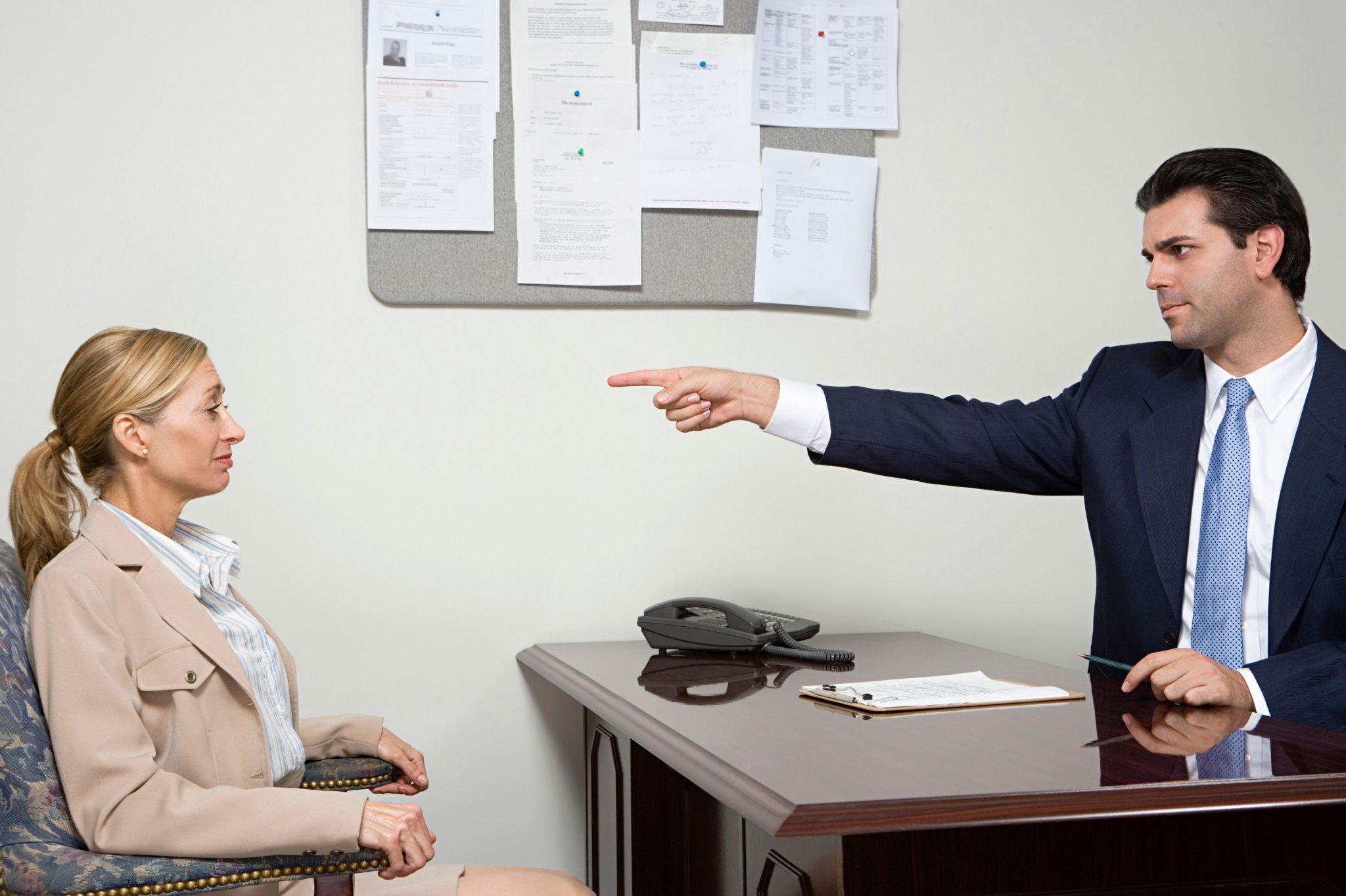 """""""Меня не берут на работу, потому что я женщина"""""""