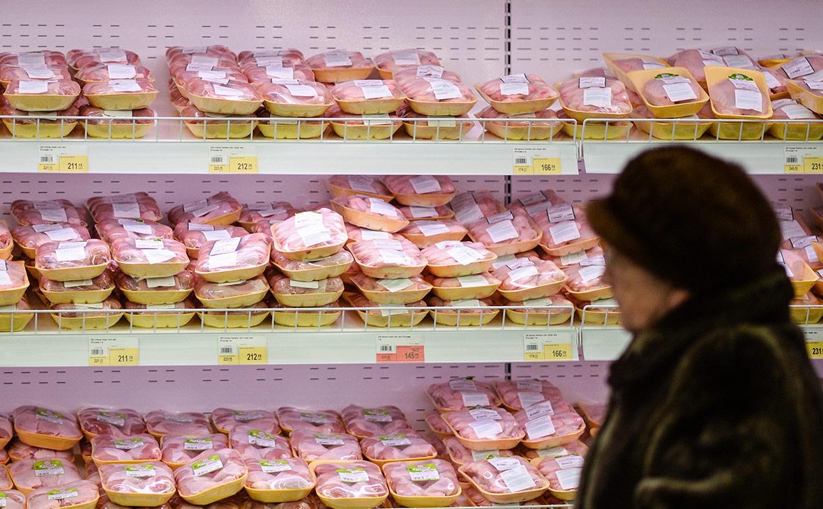 Цены на мясо птицы начинают падать