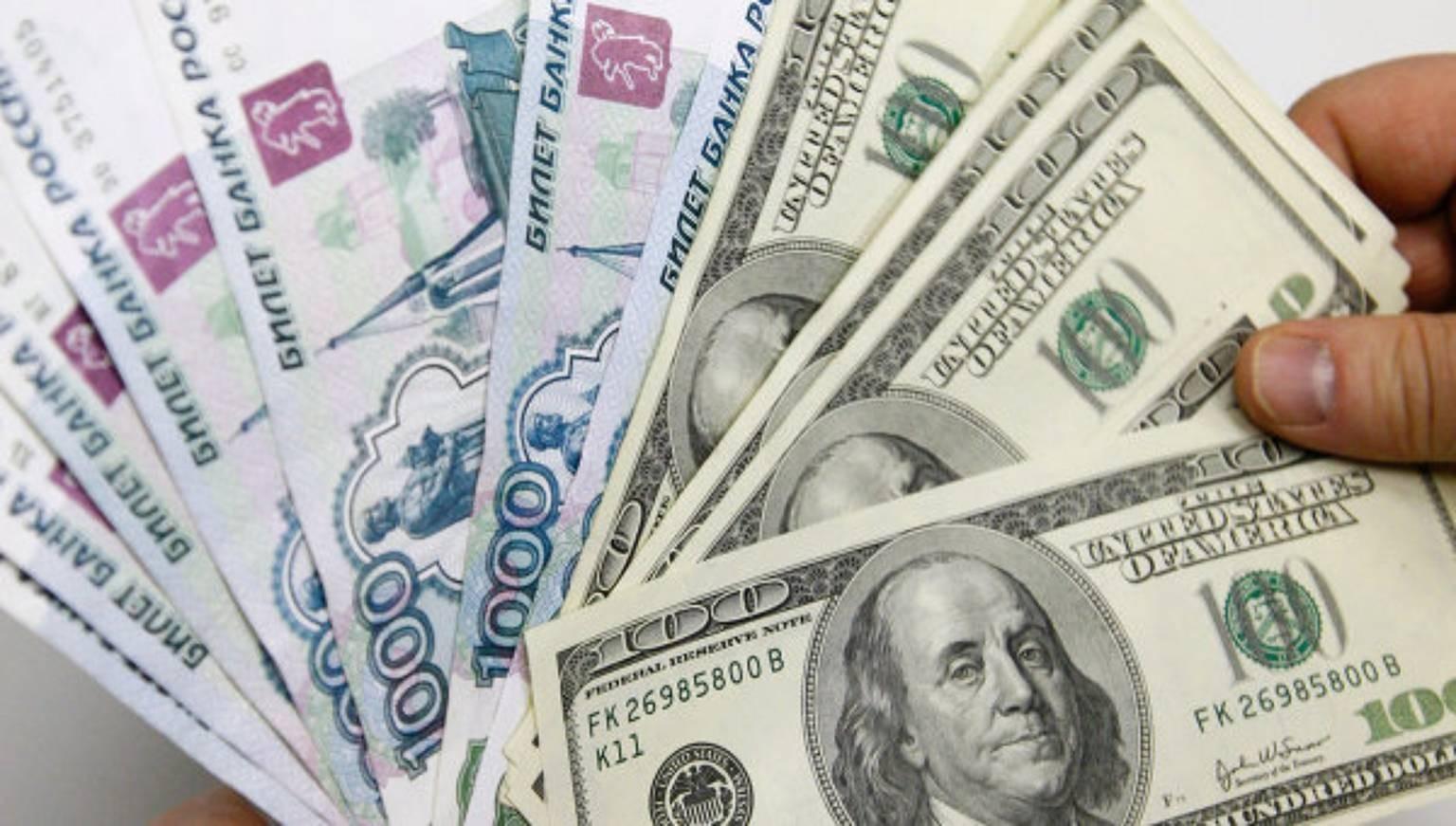 Доллар будет стоить 100 рублей