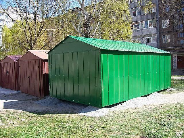 Покупка металлического гаража: какие документы нужны для оформления