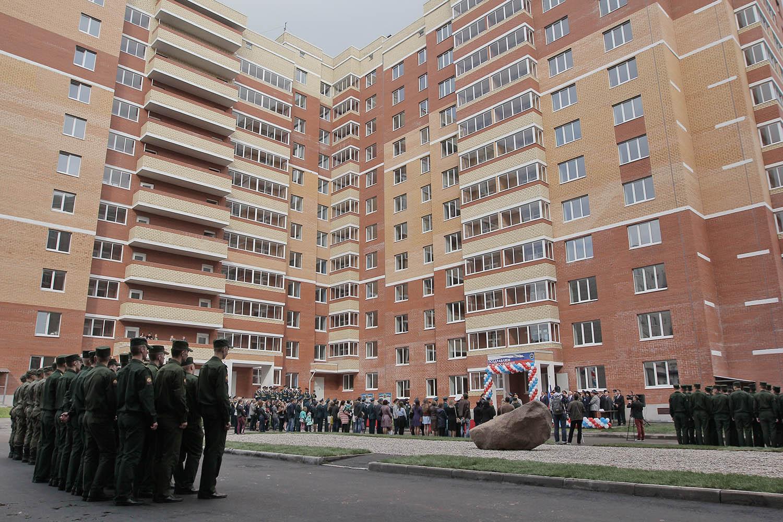 Средства, выделенные россиянам на военную ипотеку, Минобороны защитит от претензий судебных приставов