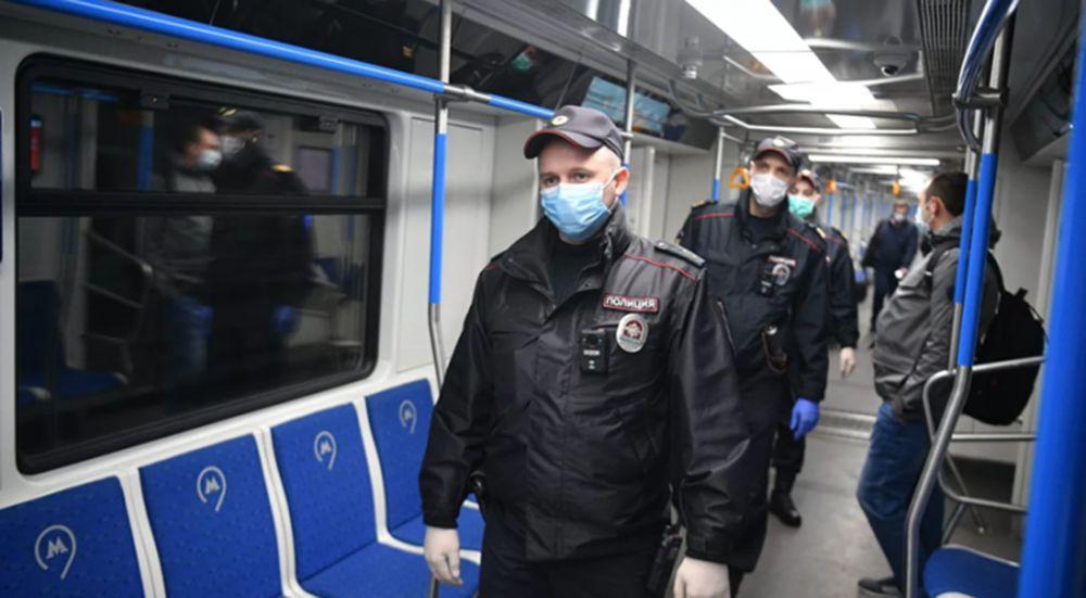 Москвичей на майские ждут антикоронавирусные рейды