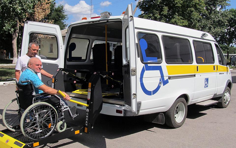 Социальное такси для инвалидов: куда можно доехать в 2021 году