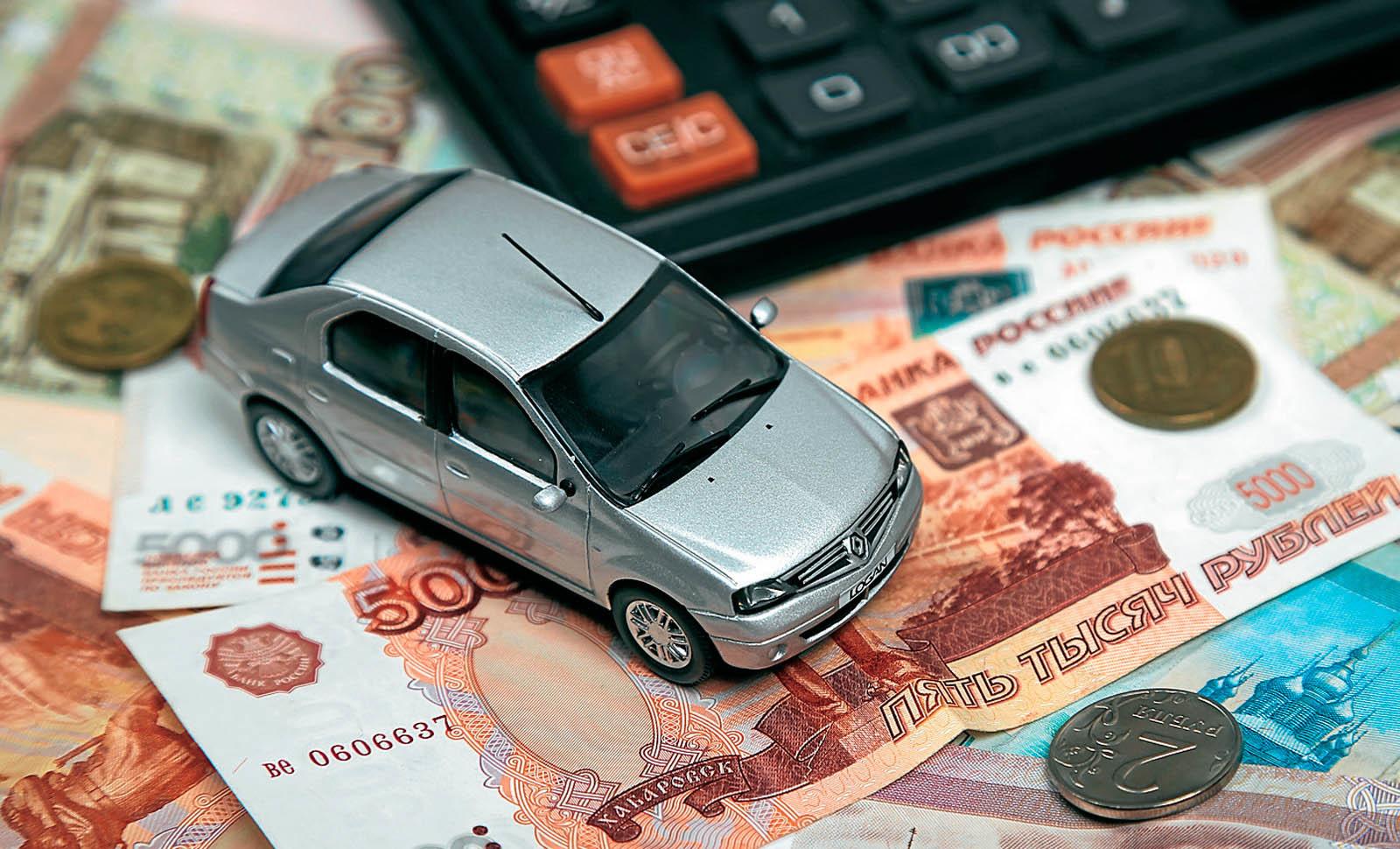 В России хотят отменить транспортный налог