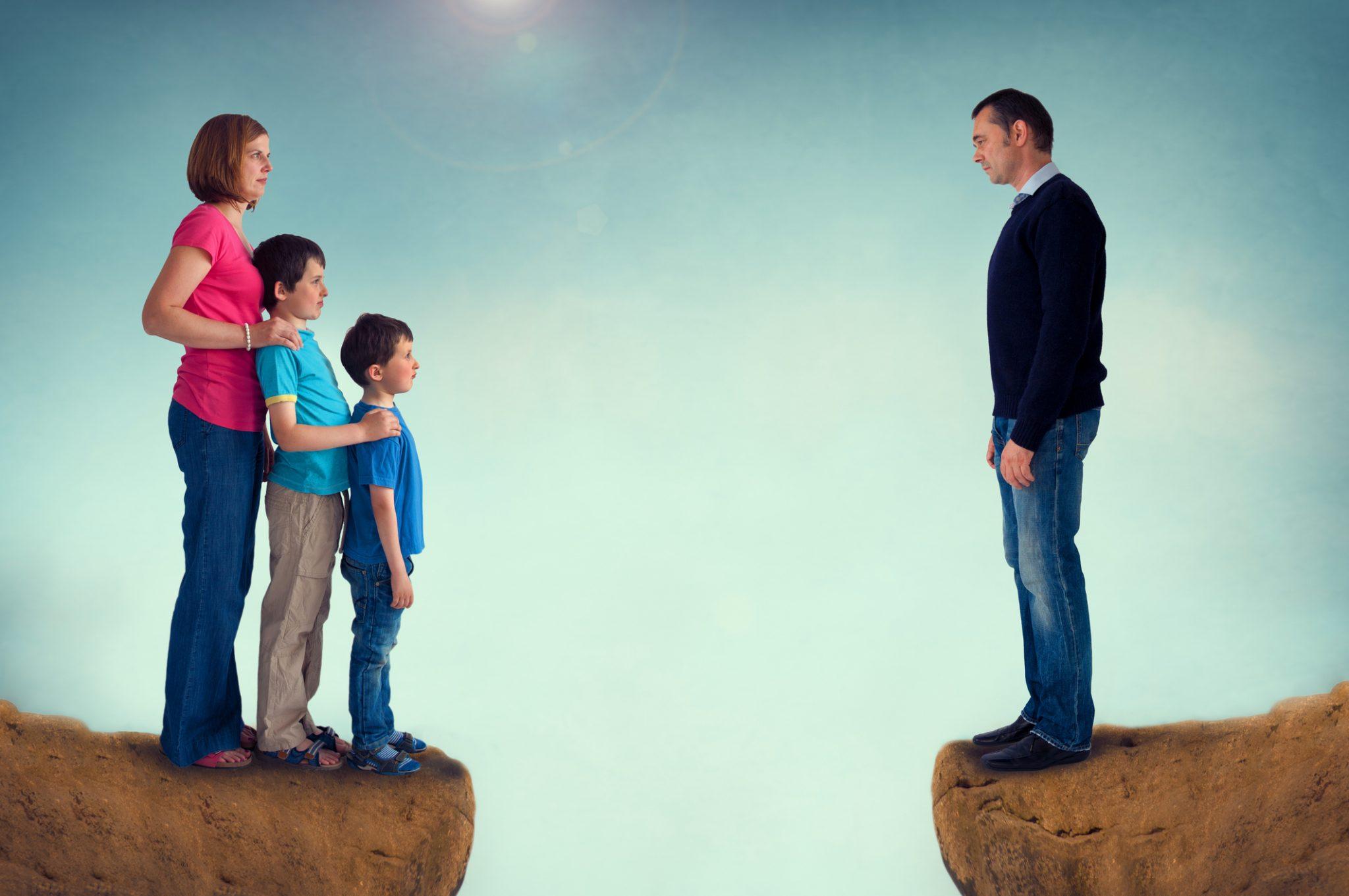 Что делать, если не дают общаться с ребенком после развода?