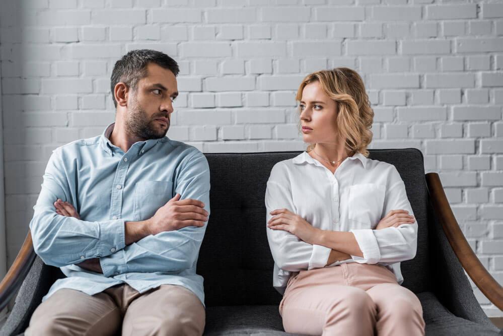Как не делить имущество при разводе?