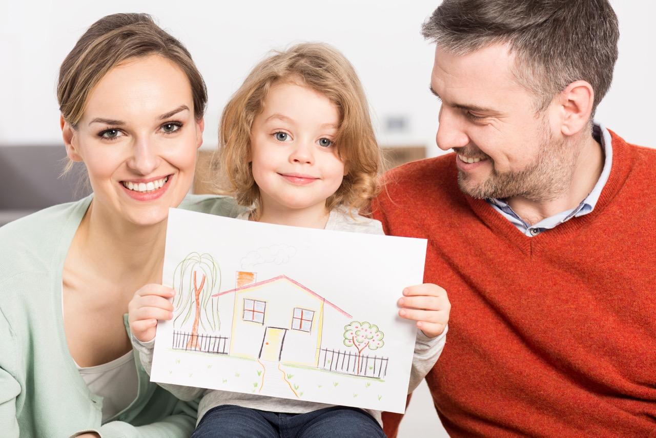 Улучшены условия «Семейной ипотеки»