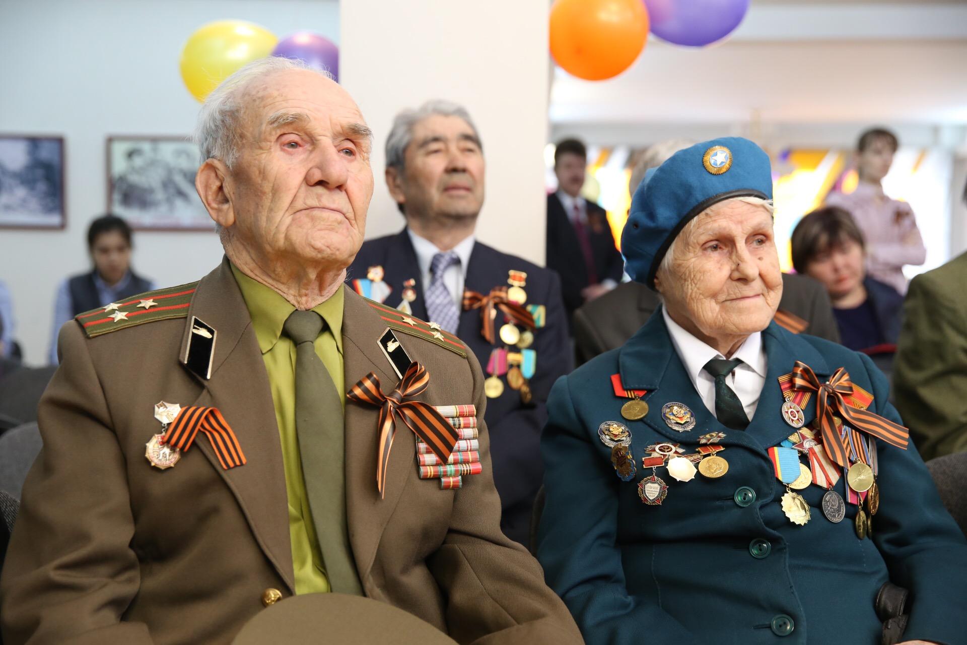 Денежные выплаты ветеранам ВОВ к Дню Победы в 2021 году