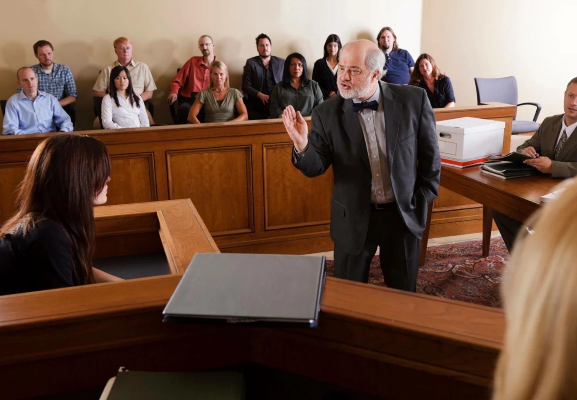 Главные мифы о суде