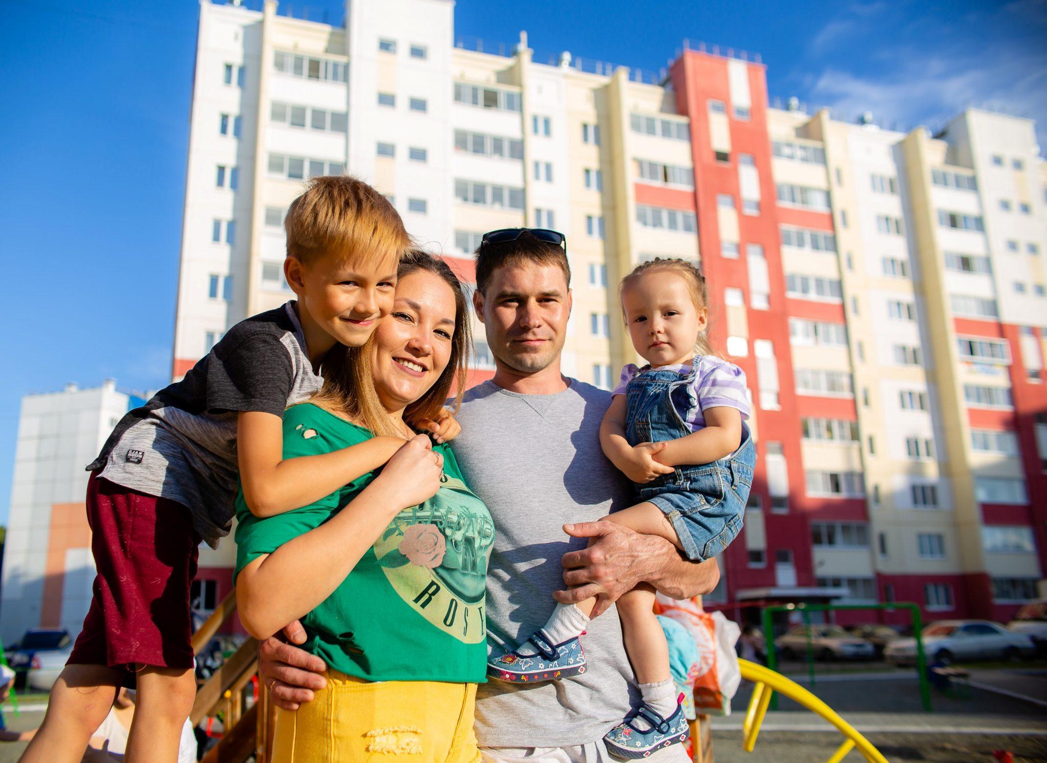 Новые выплаты молодым семьям