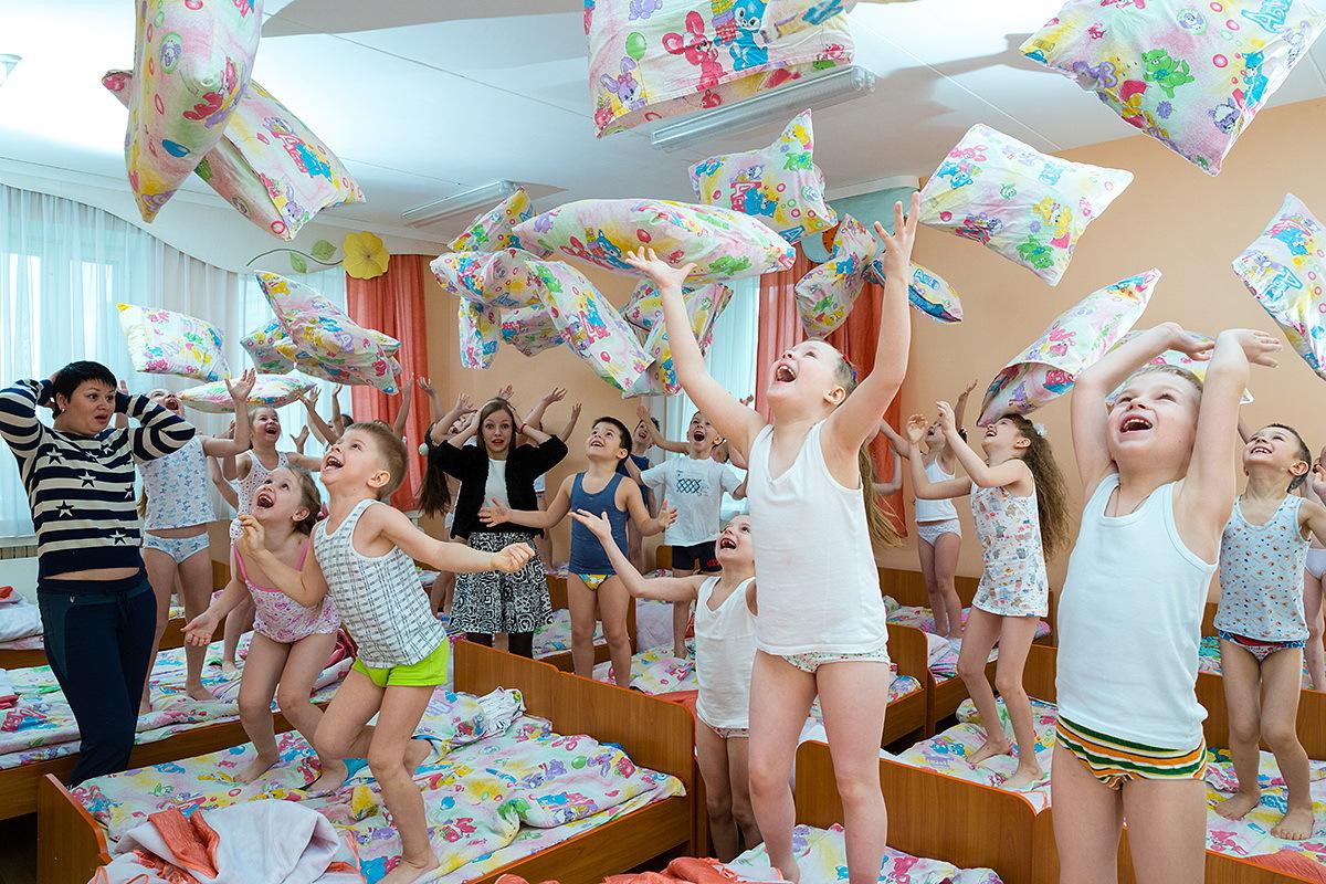 C какого возраста в детский сад в Москве на полный день в 2021 году