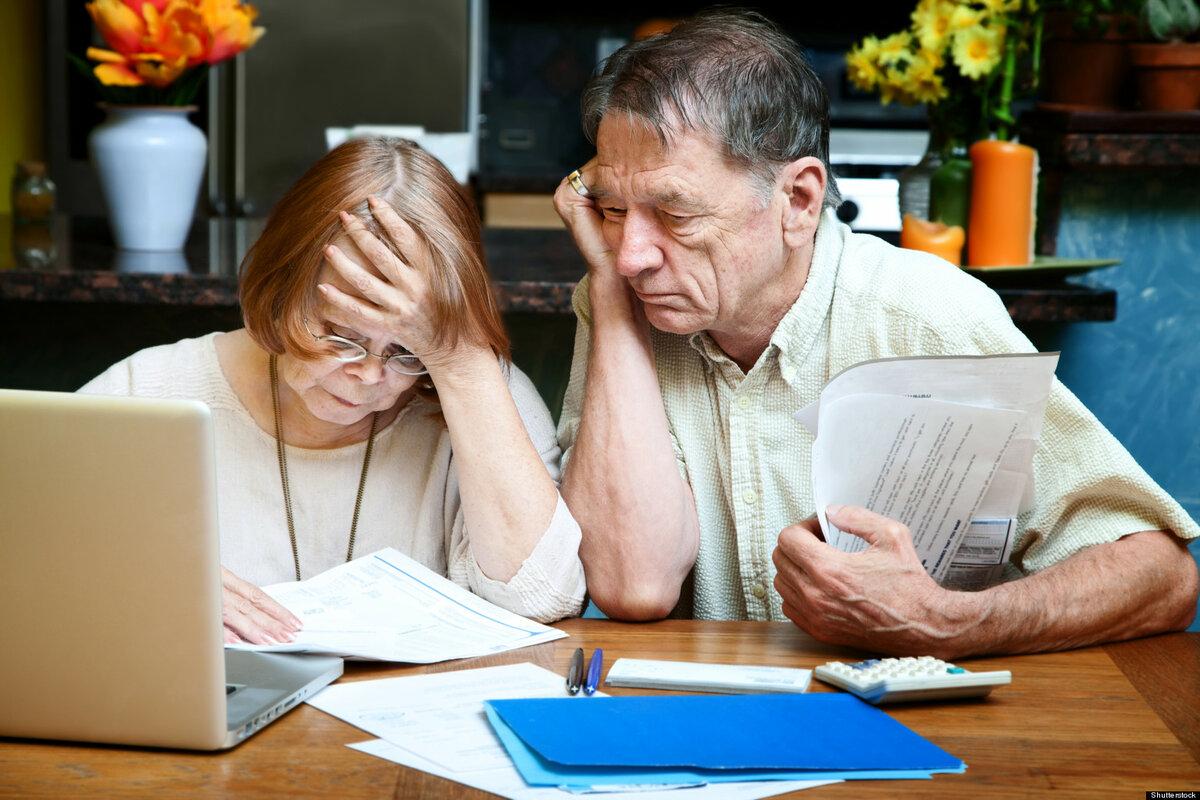 Юристы рассказали, могут ли пенсионеров лишать пенсии за долги