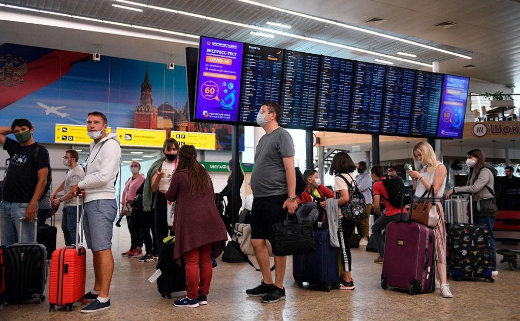 Власти Турции предложили России возобновить полеты в курортные регионы