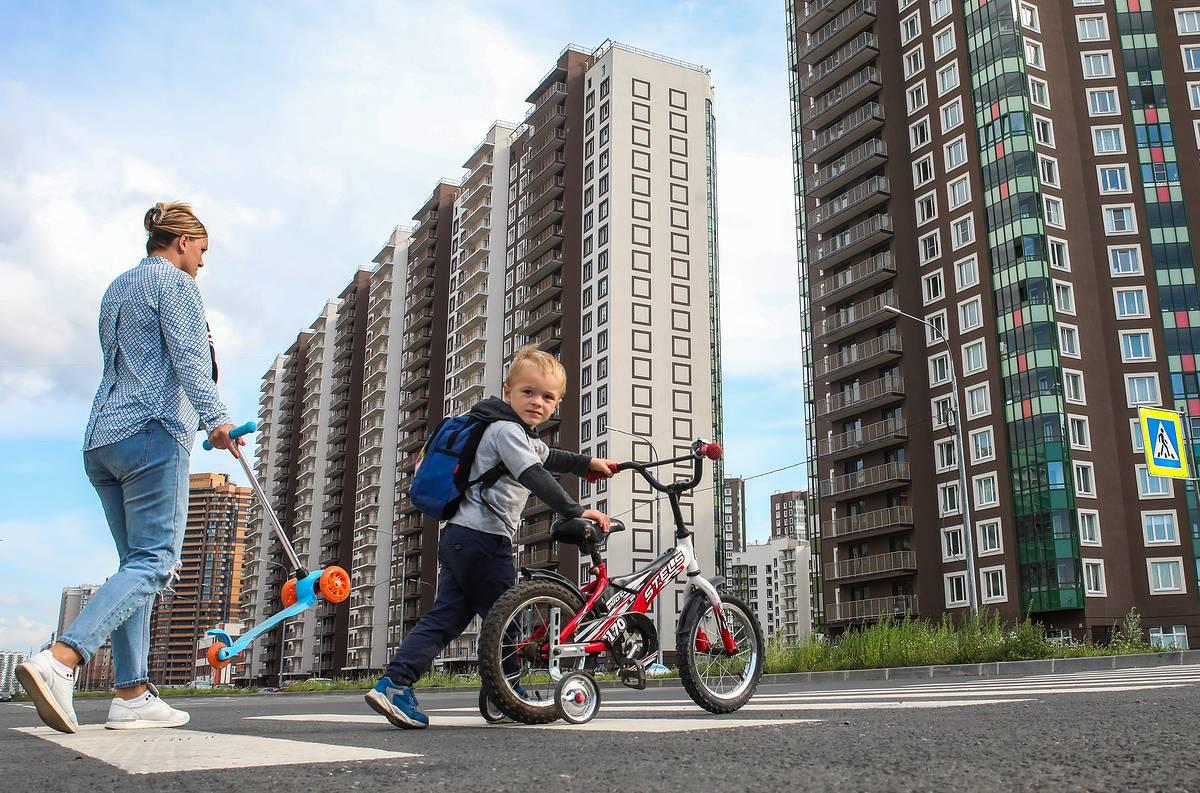 Программа реновации в Москве для многодетных семей