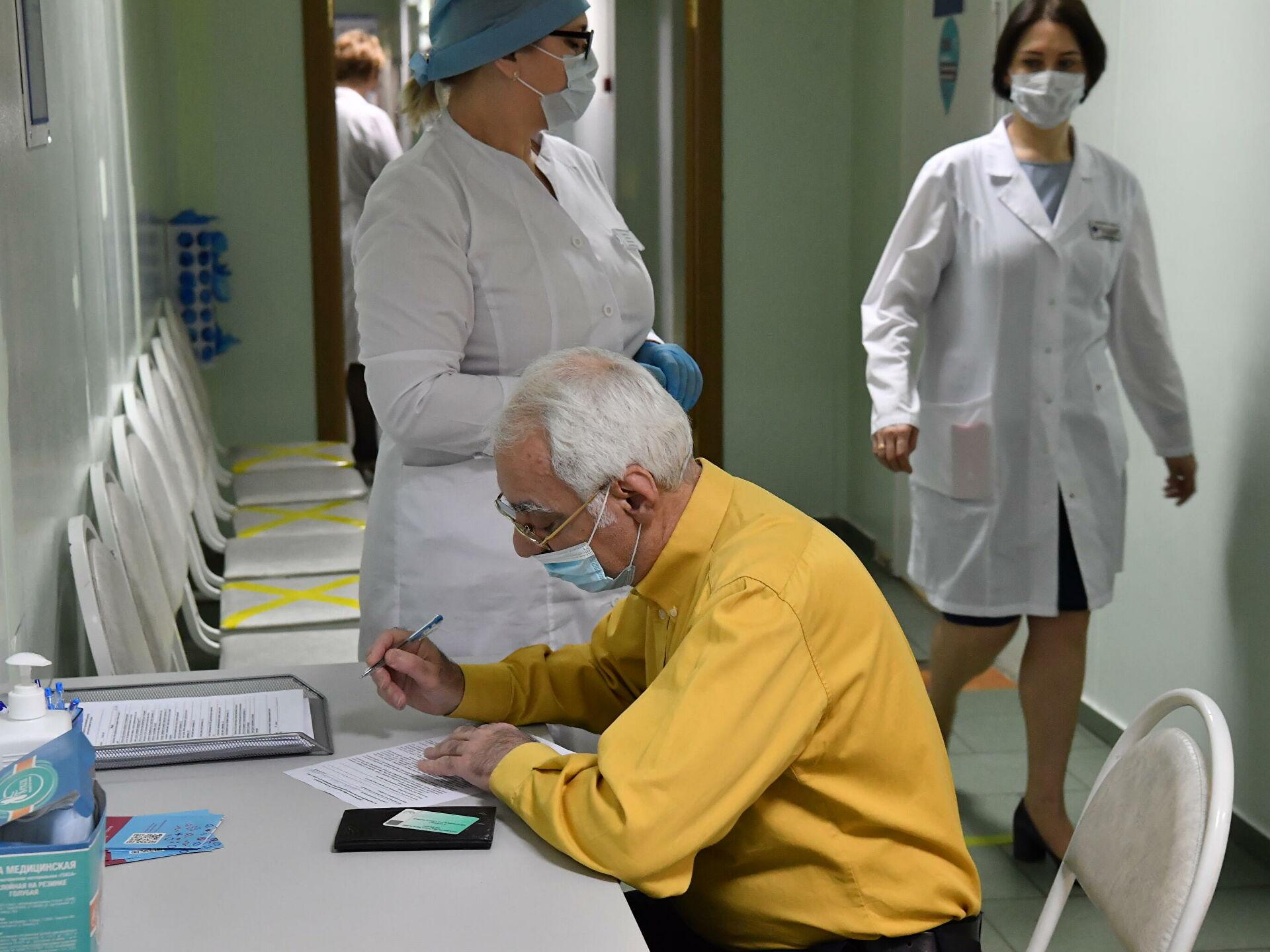 В России введут льготы для пенсионеров, которые сделали прививку от коронавируса