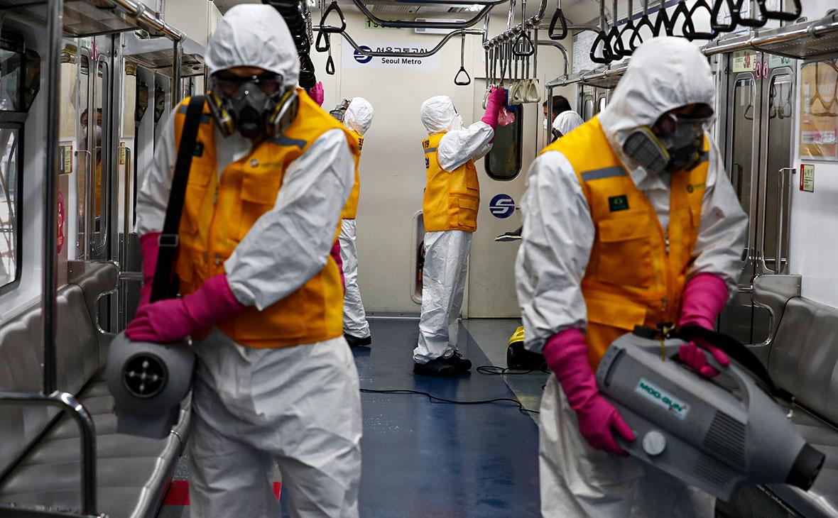 Роспотребнадзор назвал сроки окончания эпидемии коронавируса в России
