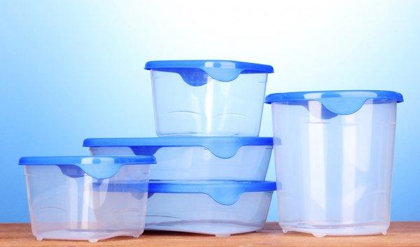 В России перестанут продавать пластиковые контейнеры для еды