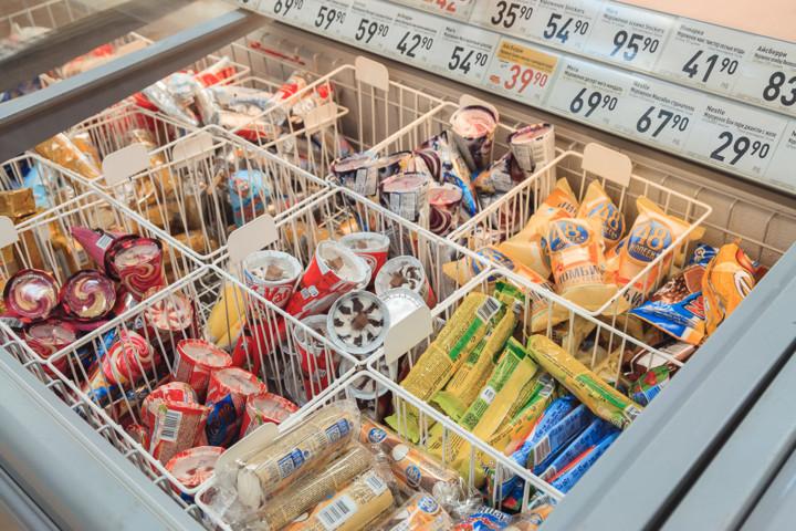 С 1 июня в России перестанут продавать мороженое