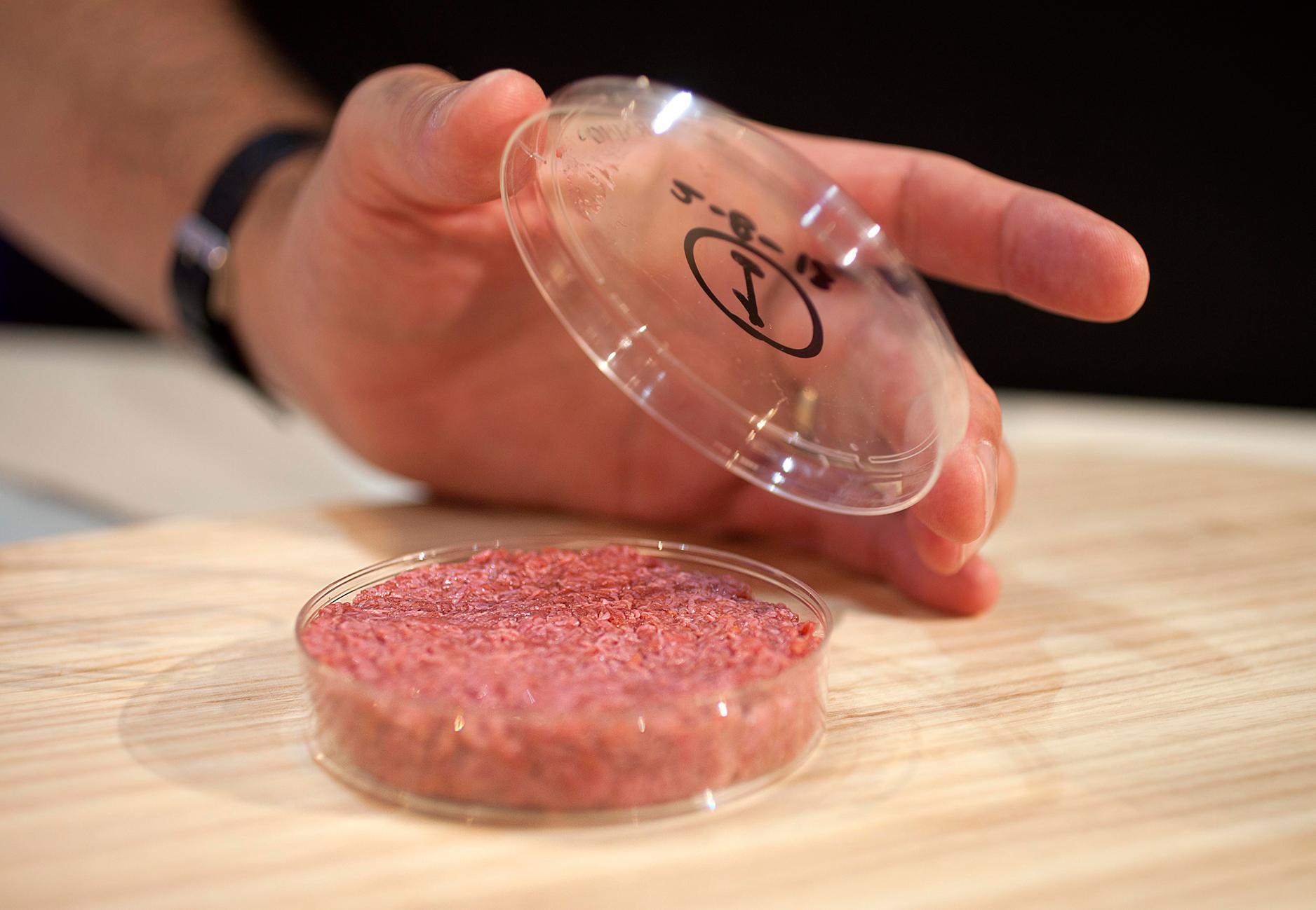 Искусственное мясо - будущее магазинных прилавков