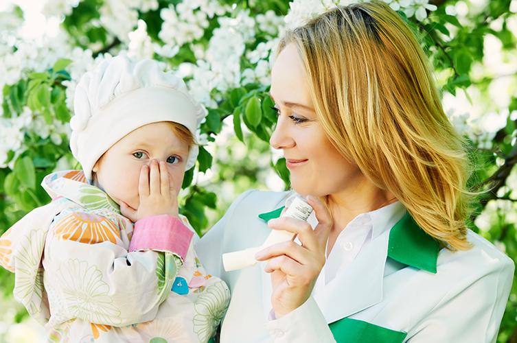 Льготы детям с аллергией: особенности государственной поддержки