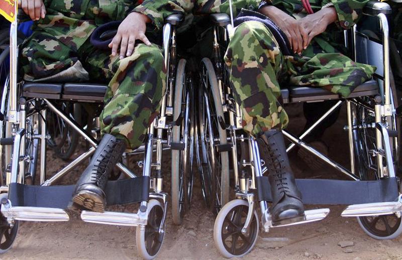 Военные пенсии по инвалидности в 2021 году