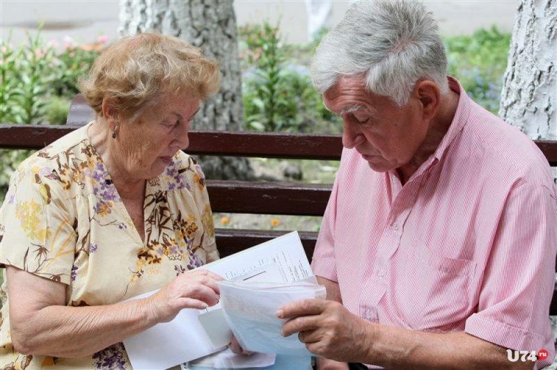 Какая пенсия будет назначена, если пенсионных баллов мало, но много стажа