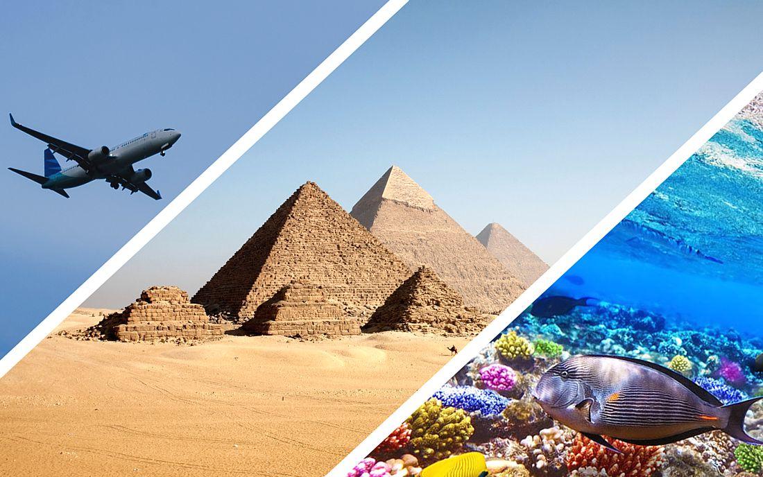 Открытие Египта и запуск рейсов из городов России