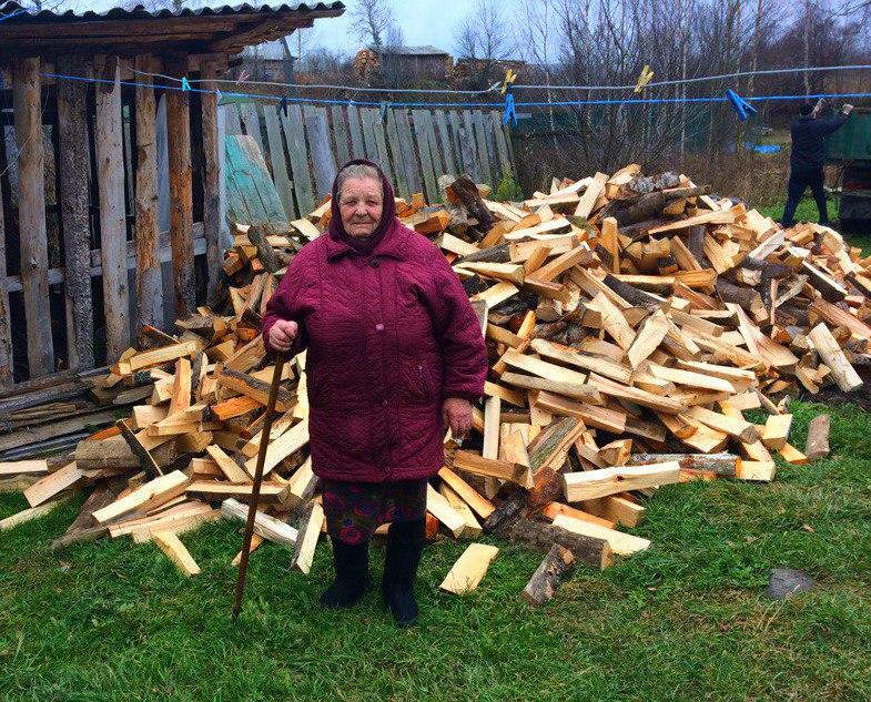Телевизор, микроволновка и дрова: что пенсионеры-дачники могут получить бесплатно