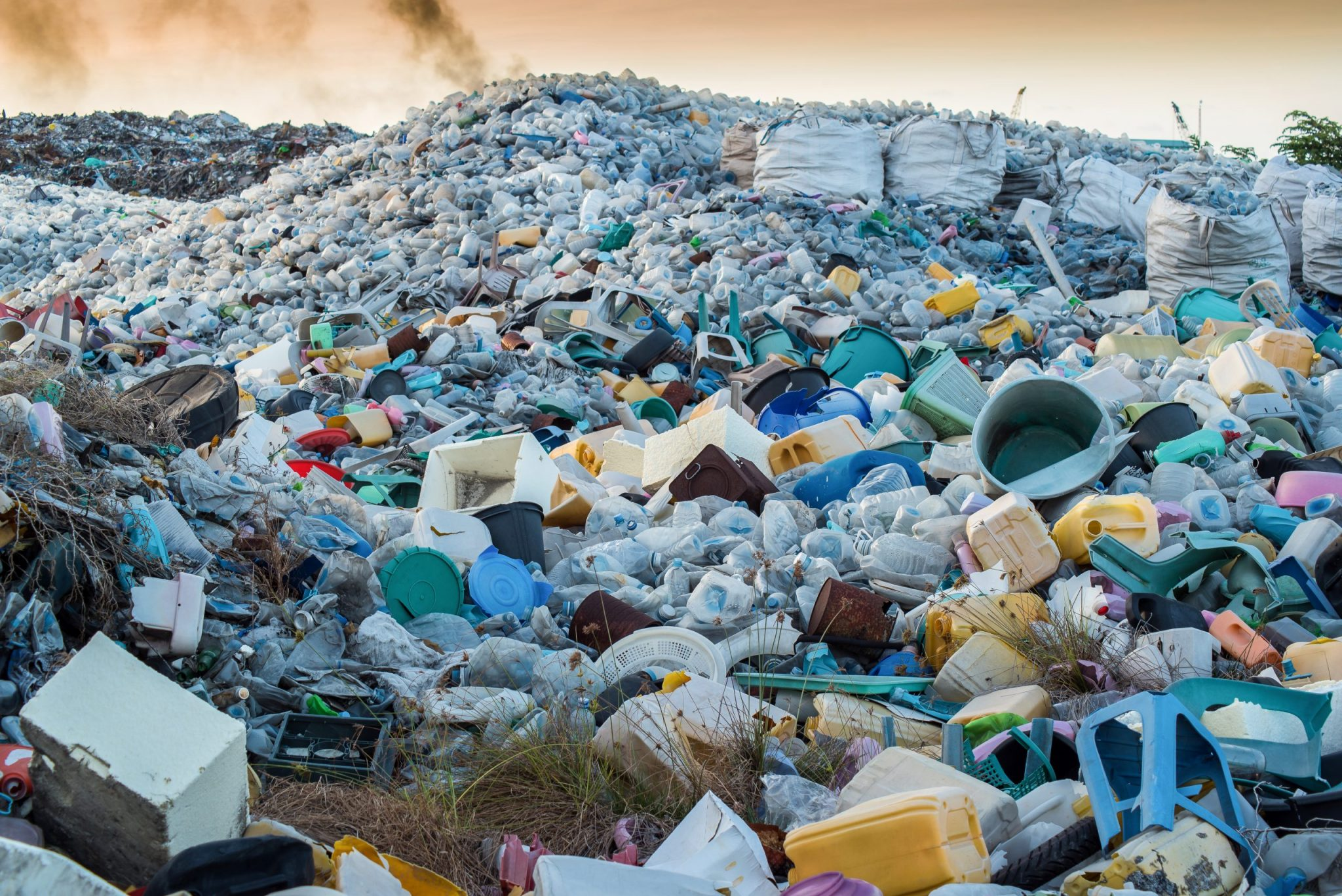 Закон о запрете пластика могут принять уже осенью