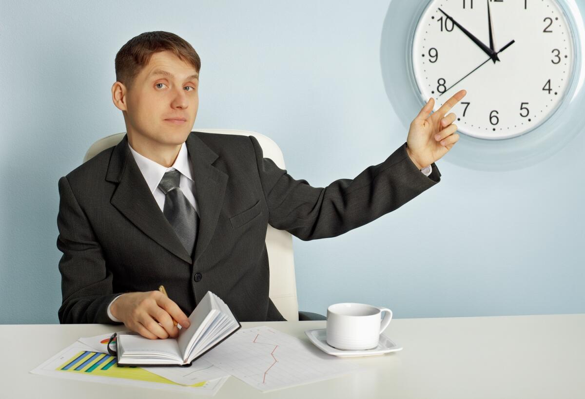 Рабочее время по Трудовому кодексу: что включается, расчет, перерыв на обед