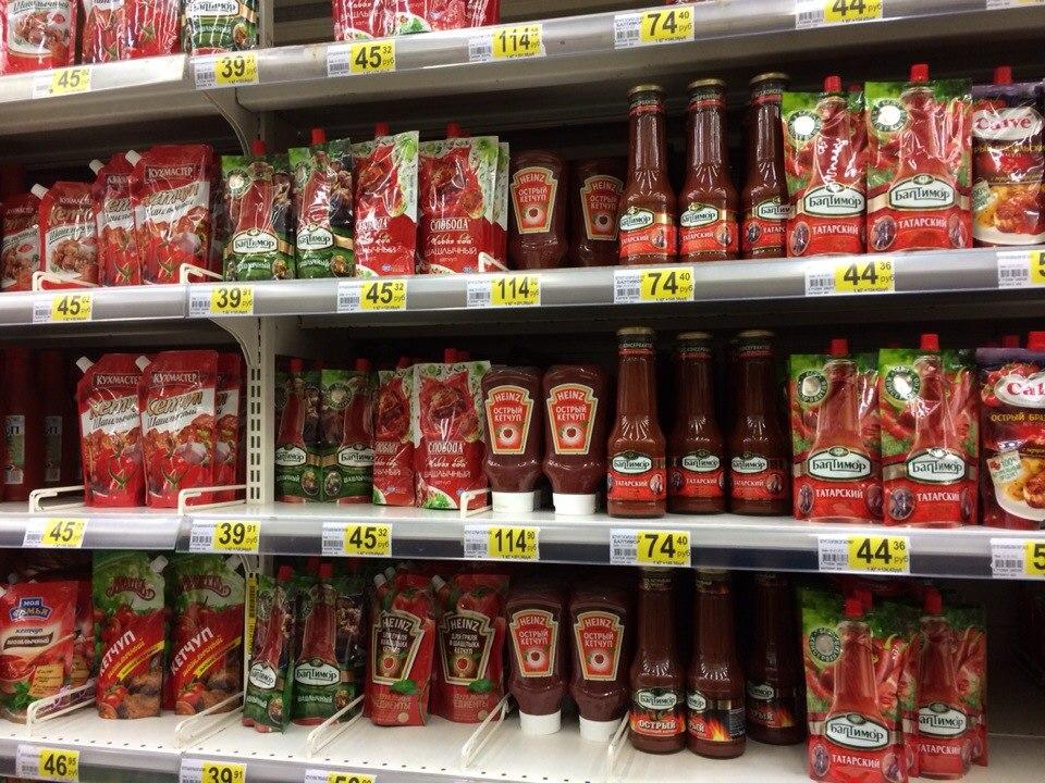 Роскачество рассказало россиянам, какой кетчуп лучше выбирать в магазинах