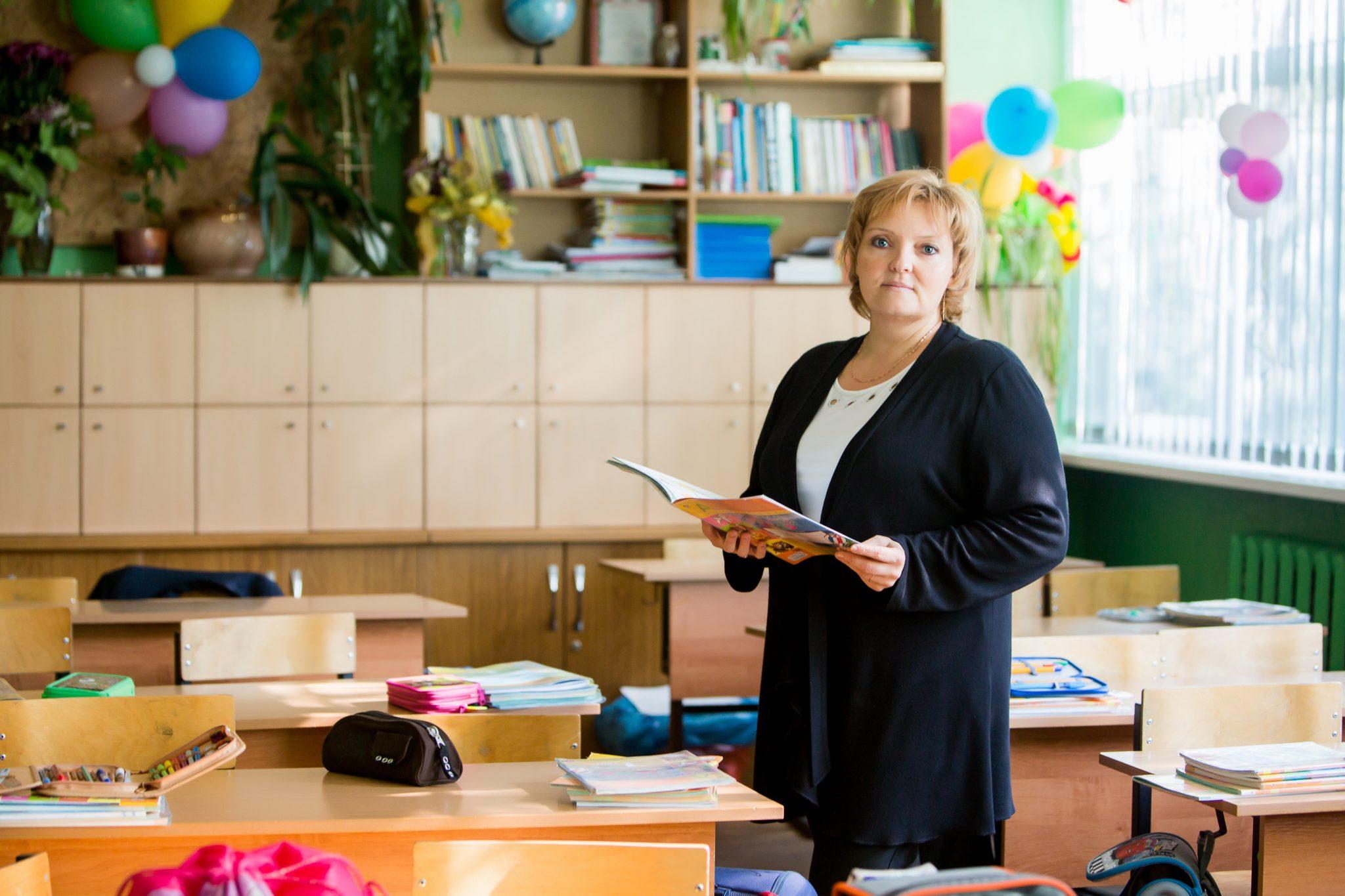Учителям собираются платить 4 МРОТ за стандартную нагрузку в 18 часов