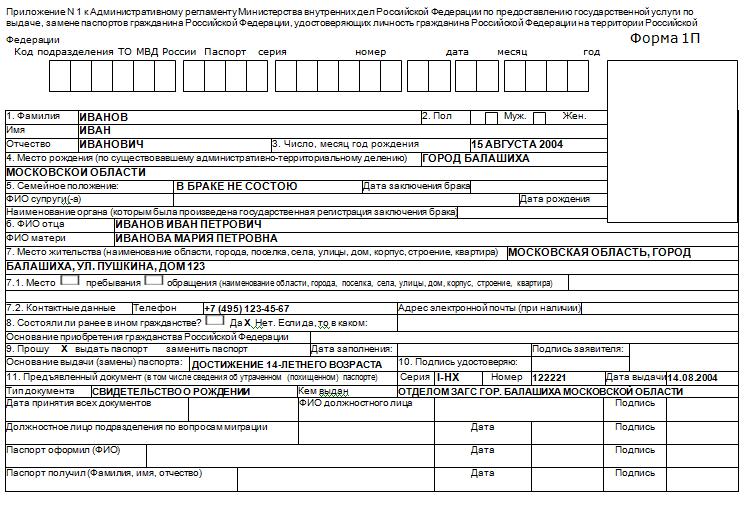 Новая форма П-1 статистика 2021: бланк (скачать), срок