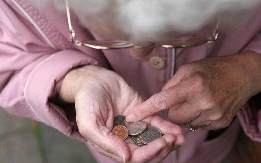 Если человек не работал какая у него будет пенсия