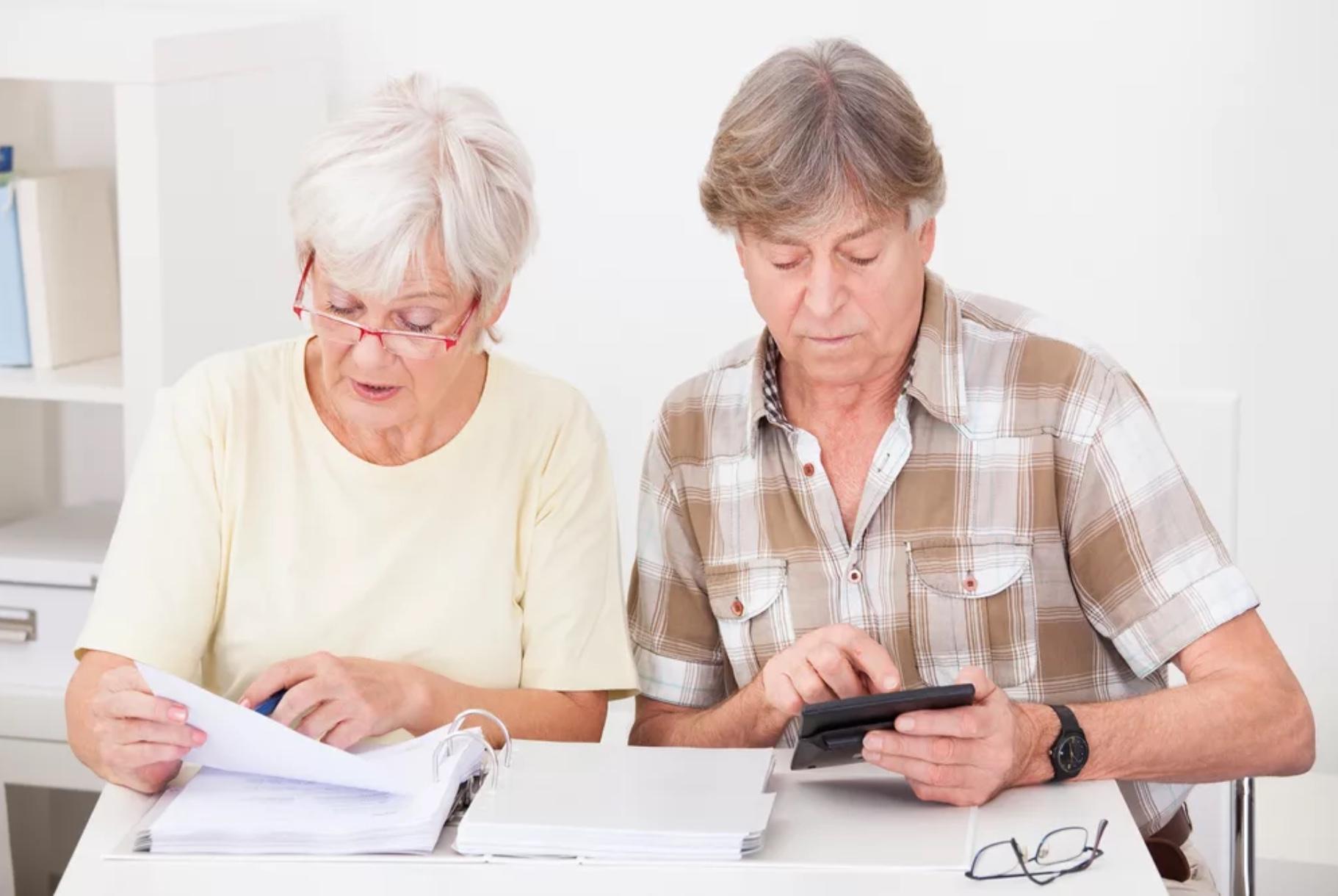 Кто когда пойдет на пенсию: таблица по годам