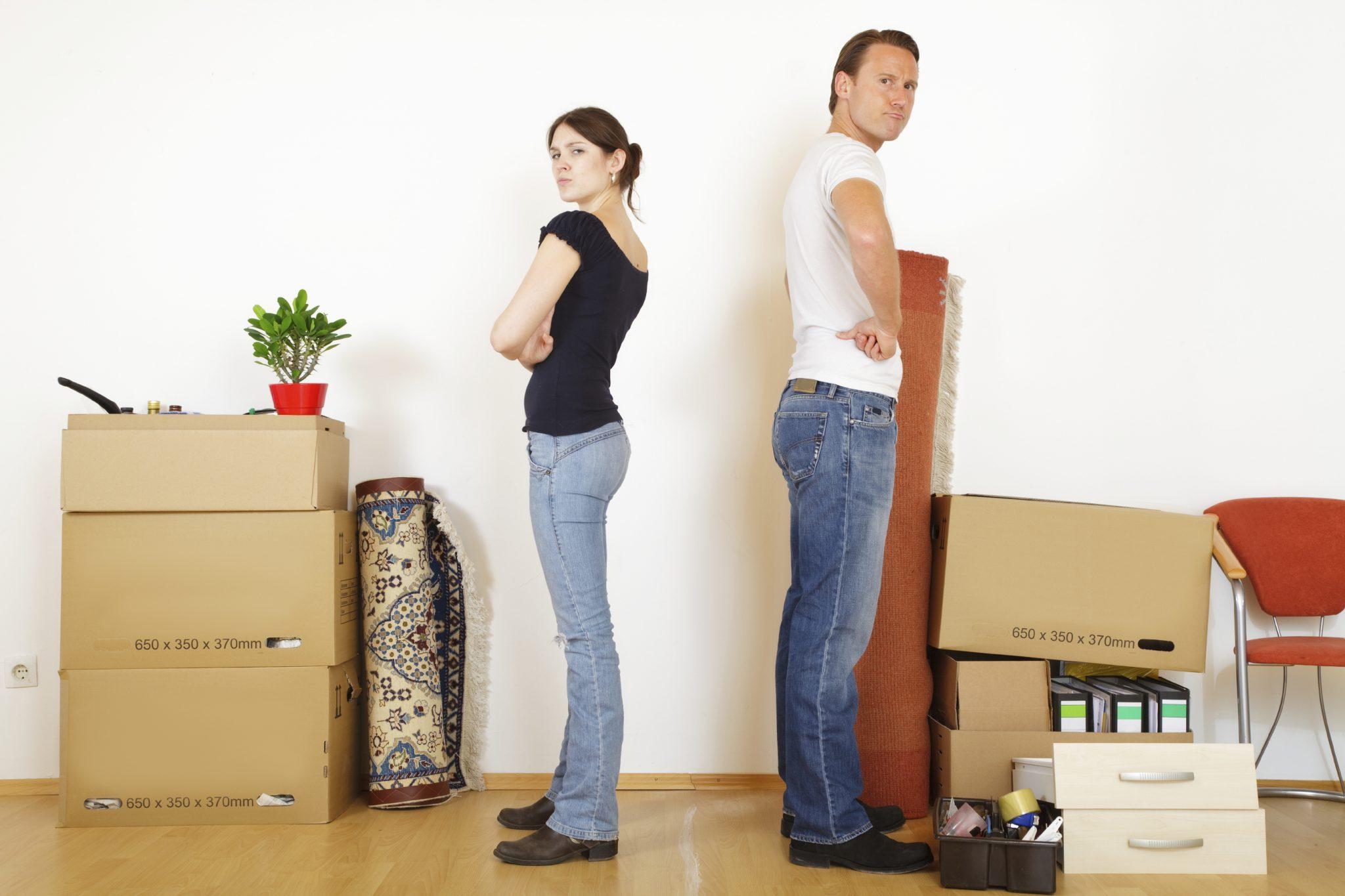 Какое имущество не делится при разводе - что не делят при разводе никогда