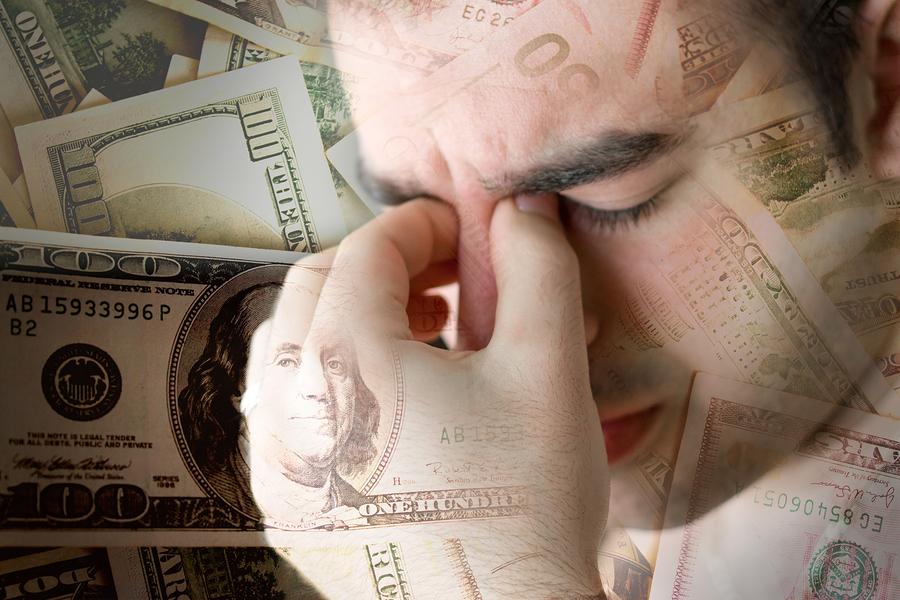 Социальный опрос: Деньги стали одной из причин стресса россиян - Райффайзенбанк