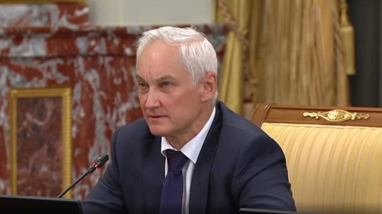 Белоусов объявил о неизбежности увеличения налогов для бизнеса без инвестирования