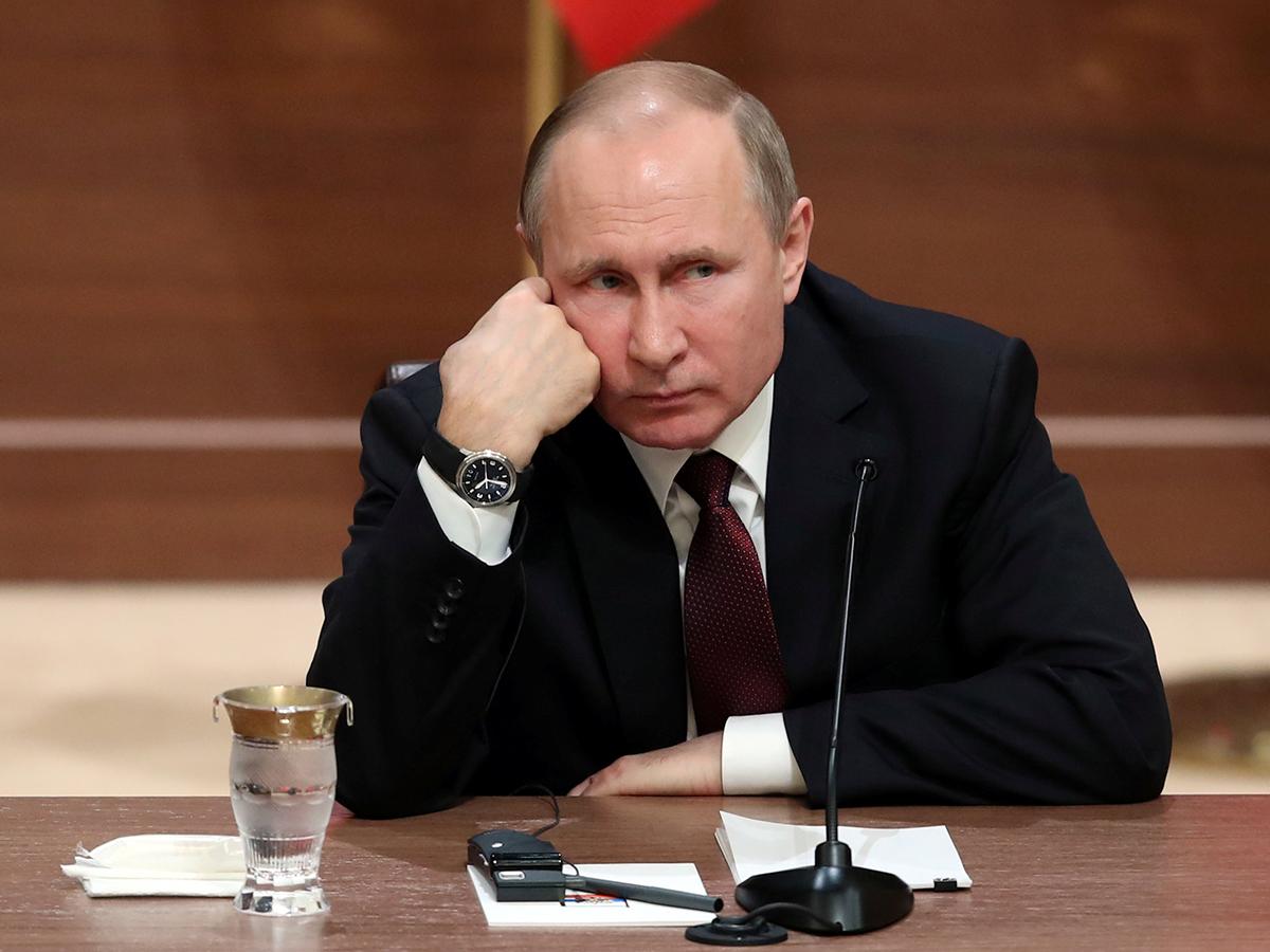 Путин заявил о главных непобежденных врагах России