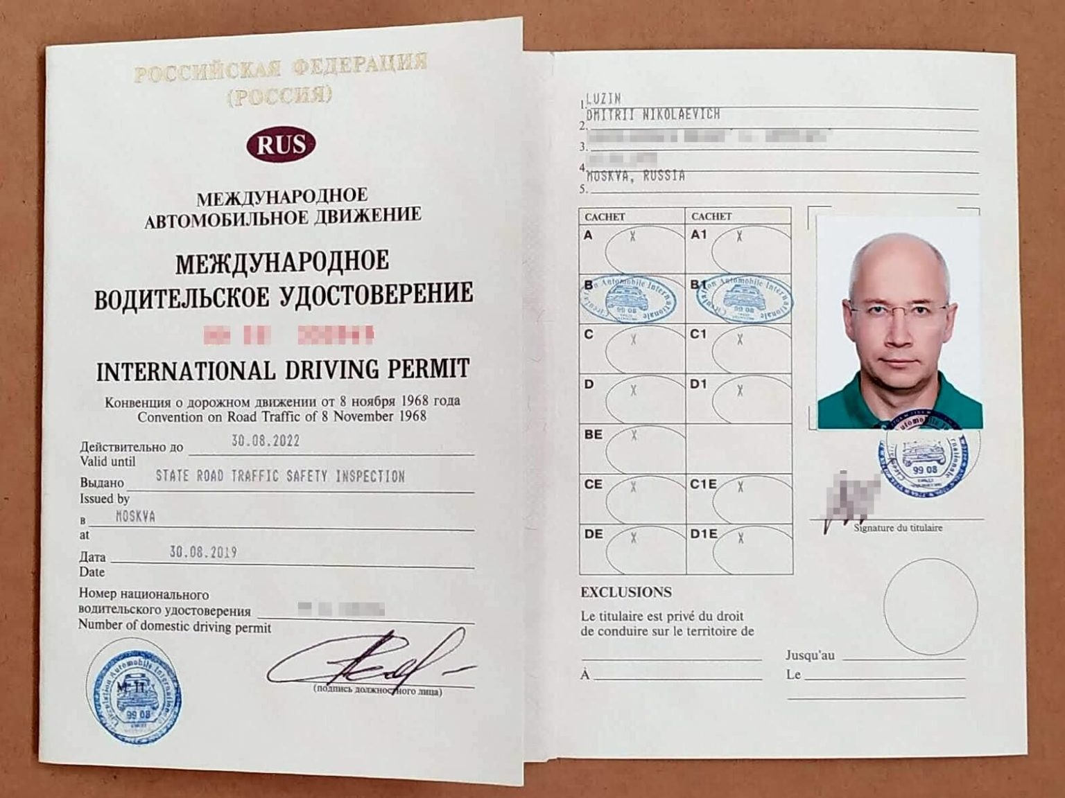 Международные водительские права: как получить, в каких странах понадобятся