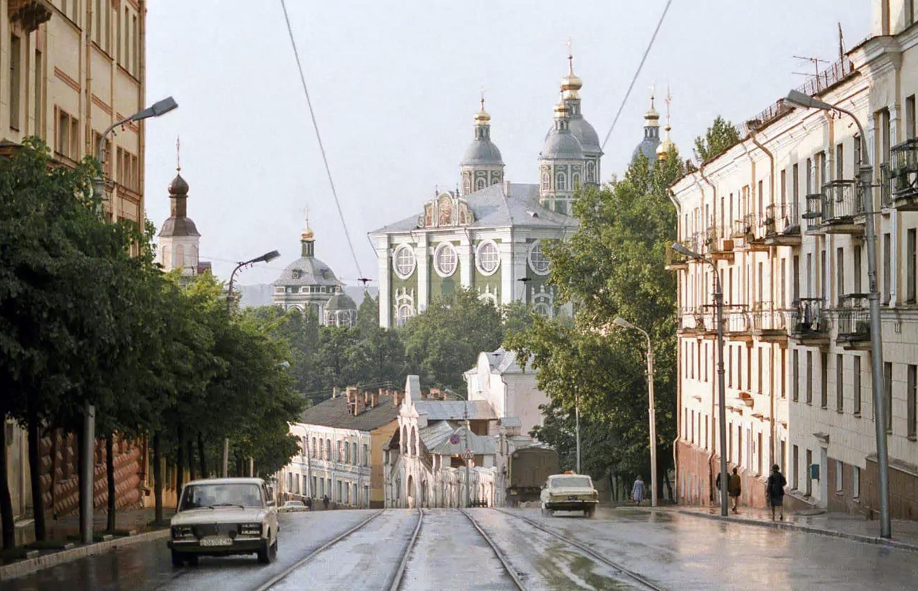 Закон о тишине в Смоленской области